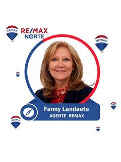 Agente Inmobiliario - Fanny Lisbeth Landaeta de Landa - RE/MAX Norte