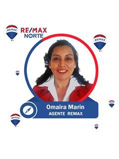 Agente Inmobiliario - Omaira Narcisa Marin de Mendoza - RE/MAX Norte