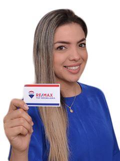 Agente Inmobiliario - Luz Elena Palmett Fernandez - RE/MAX Top Inmobiliaria