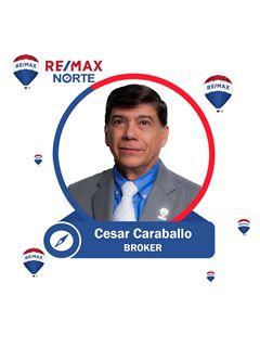 Manager de Equipo - César Humberto Caraballo Caraballo - RE/MAX Norte