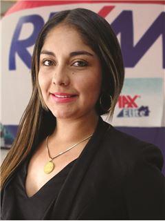 Agente Inmobiliario - Yuddy Andrea Saenz Corredor - RE/MAX Elite