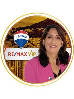 Agente Inmobiliario - Mary Liliana Cabezas Castillo - RE/MAX VIP
