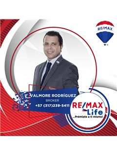 Manager de Equipo - Valmore Rodríguez Hernández - RE/MAX Life