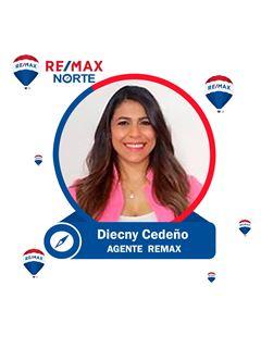 Agente Inmobiliario - Diecny Andreina Cedeño Muñoz - RE/MAX Norte