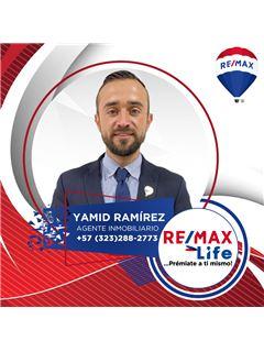 Agente Inmobiliario - Yamid Gonzalo Ramírez Pérez - RE/MAX Life