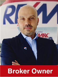 Bróker/Owner - Fabio Rubio Lozano - RE/MAX Elite