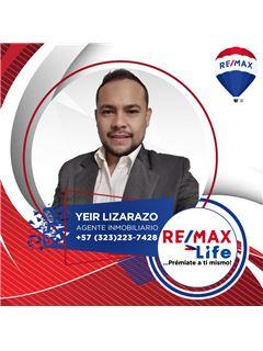 Agente Inmobiliario - Yeir Albertho Lizarazo Silva - RE/MAX Life