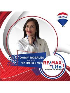 Bróker/Owner - Daisy Margarita Rosales Pernía - RE/MAX Life