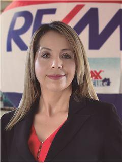 Agente Inmobiliario - Flor Alba Rojas Gutierrez - RE/MAX Elite