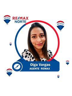 Agente Inmobiliario - Olga Lucia Vargas Agudelo - RE/MAX Norte