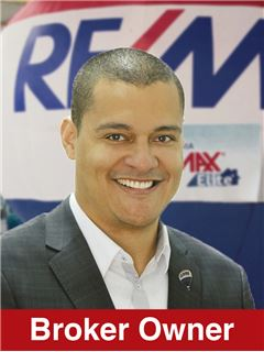 Manager de Marketing - James Woodcock Villarejo - RE/MAX Elite