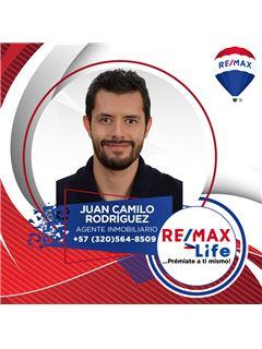 Agente Inmobiliario - Juan Camilo Rodríguez Rodríguez - RE/MAX Life