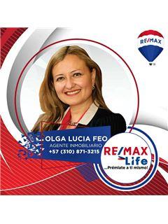 Agente Inmobiliario - Olga Lucia Feo Rojas - RE/MAX Life