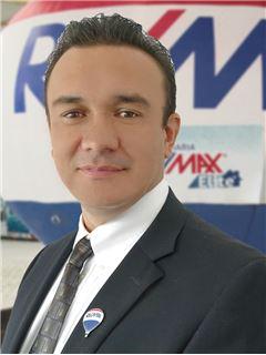 Agente Inmobiliario - Jahir Aguilera - RE/MAX Elite