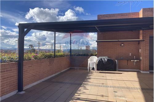 Apartaestudio - Venta - Bogotá, Usaquén - Terraza - 660481007-122