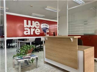 Office of RE/MAX Centro Inmobiliario - Cali