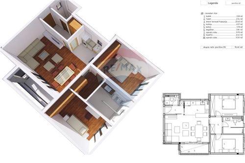 Condo/Apartment - For Sale - Dalmatinska Podgorica Montenegro - 3 - 700011020-521