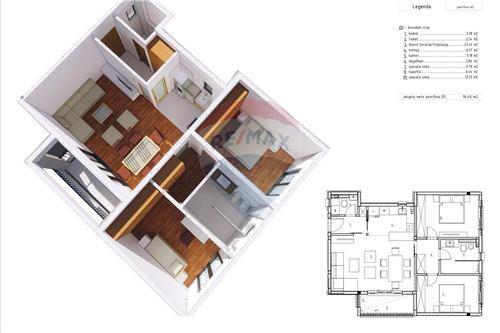 Condo/Apartment - For Sale - Dalmatinska Podgorica Montenegro - 14 - 700011020-522