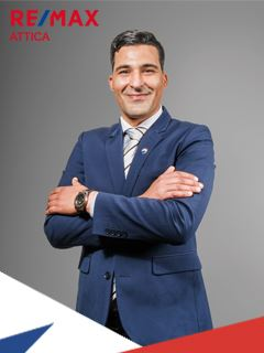Agent commercial - Hicham Mahrouk - RE/MAX ATTICA