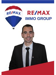 Associate in Training - Dimitri Etienne - RE/MAX Immo Group