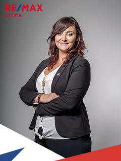 Agent commercial - Charline Riedle - RE/MAX Attica