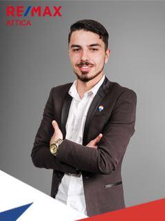 Agent commercial - Tariano Démoulin - RE/MAX ATTICA