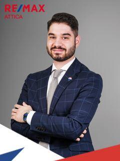 Agent commercial - Antonio Suljic - RE/MAX Attica