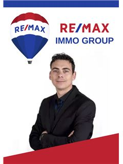 Associate in Training - Cédric Lejeune - RE/MAX Immo Group