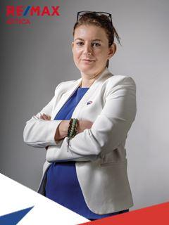 Agent commercial - Stefania Condello - RE/MAX Attica