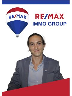 Associate in Training - Tristan Ricci - RE/MAX Immo Group