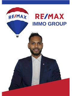 Associate in Training - Kamel Kadoussi - RE/MAX Immo Group