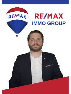 Directeur d'agence - Florian Parant - RE/MAX Immo Group