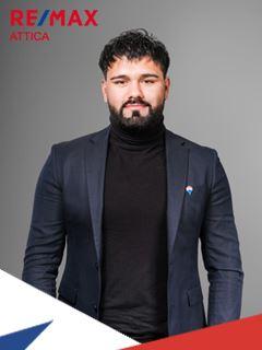 Agent commercial - Enes Ozdemir - RE/MAX ATTICA