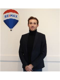 Associate in Training - Alexandre TAVERNE - RE/MAX ImmoPlus