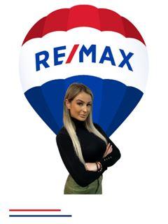 Agent commercial - Kristina MILANOVIC - RE/MAX Ava