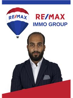 Agent commercial - Malik Basraoui - RE/MAX Immo Group