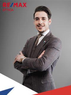 Agent commercial - Marco Nocco - RE/MAX Attica