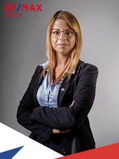 Agent commercial - Céline Rossé - RE/MAX Attica