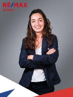 Agent commercial - Julie Fauque - RE/MAX ATTICA