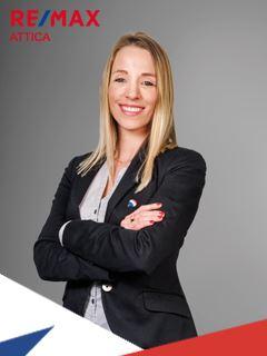 Agent commercial - Aurélie Vannière - RE/MAX Attica