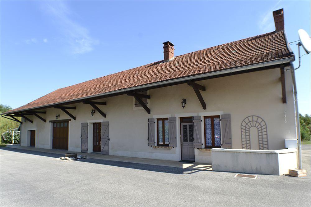 Maison villa vente verdun sur le doubs bourgogne for Acheter maison bourgogne