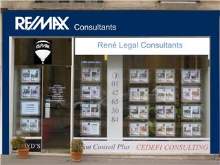 OfficeOf RE/MAX Consultants - René Legal - Paris 13ème