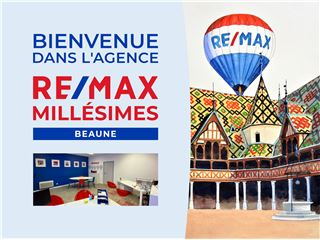 Office of RE/MAX Millesimes - Beaune