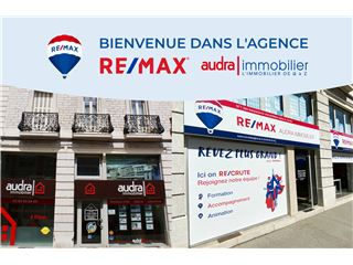 Office of RE/MAX Audra Immobilier - Dijon