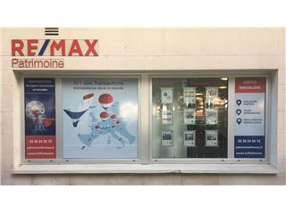 Office of RE/MAX Patrimoine - Reims