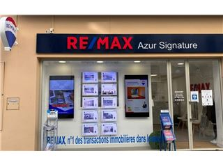 Office of RE/MAX Azur Signature - Nice