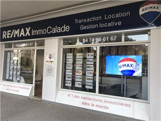 Office of RE/MAX ImmoCalade - Villefranche-sur-Saône
