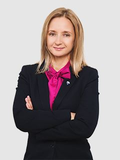 Broker/Owner - Agnieszka Gasińska Właściciel biura - RE/MAX Trend