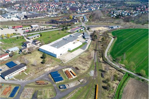 Nieruchomość przemysłowa - Sprzedaż - Kluczbork, Polska - 29 - 800141002-359
