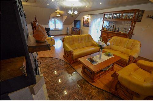 House - For Sale - Ustron, Poland - Salon na piętrze - 800061070-16